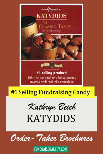 Katydids Order-Taker Brochure for Fundraising