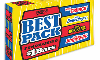 Nestle Best Pack Candy Bars for Fundraising