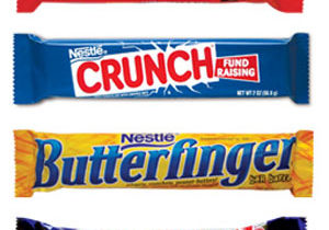 Nestle Candy Bar Kits for Fundraising