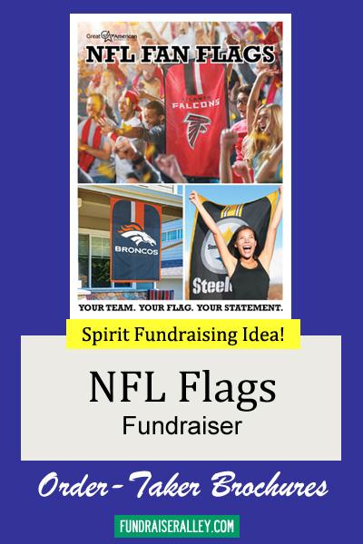 NFL Flag Order-Taker Fundraiser