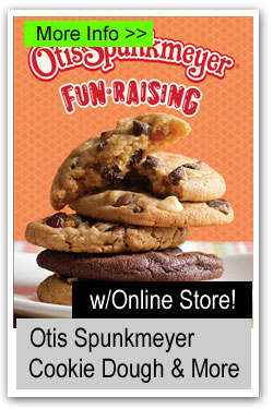 Otis Spunkmeyer Fundraising Brochure