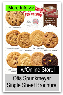 Otis Spunkmeyer Single Sheet Brochure