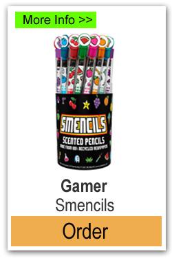 Order Gamer Smencils