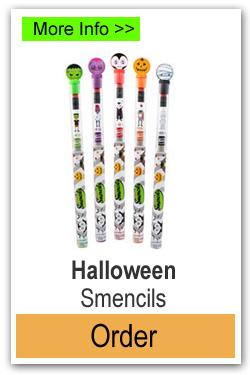 Order Halloween Smencils