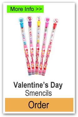 Order Valentines Day Smencils