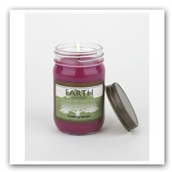 Pomegranate Jar Candle for fundraising