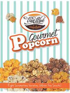 Van Wyk Gourmet Popcorn Bags for Fundraising