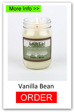 Vanilla Bean Candles for Fundraising - Order Online