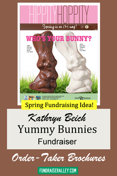Yummy Bunnies Order-Taker Fundraiser