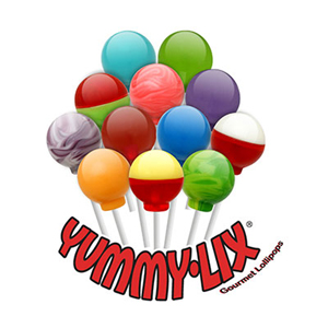 Yummy Lix Lollipops for Fundraising