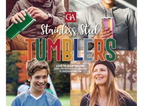 Stainless Steel Tumbler Fundraiser