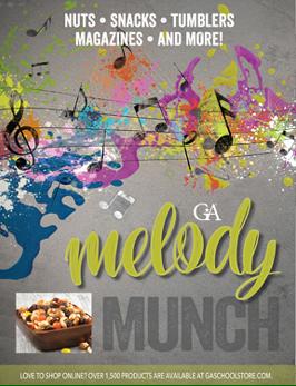 Melody Munch Brochures
