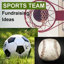 Sports Team Fundraising Ideas