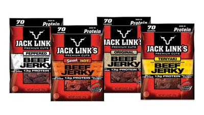 Beef Jerky Snack Packs