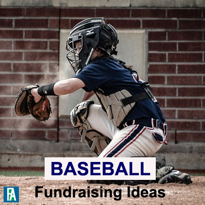 Baseball Team Fundraising Ideas