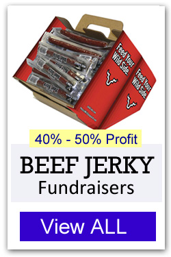 Beef Jerky for Fundraising