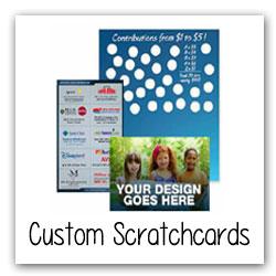Custom Scratch Cards