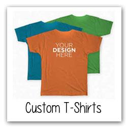 Custom Logo T-Shirts