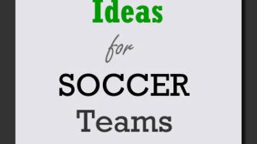 Easy Fundraising Ideas for Soccer Teams