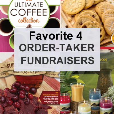 Favorite 4 Order-Taker Fundraisers