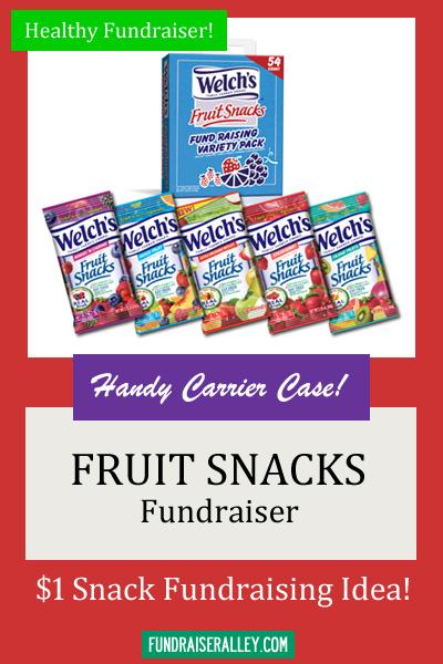 Fruit Snacks for Fundraising