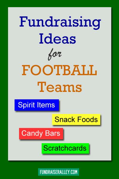 Fundraising Ideas for Football Teams
