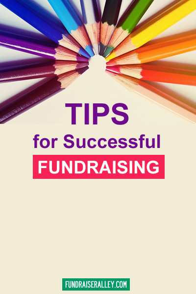 Successful Fundraising Tips