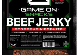 Game On Jerky