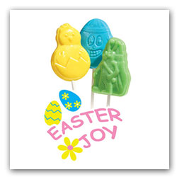Easter Joy Lollipops