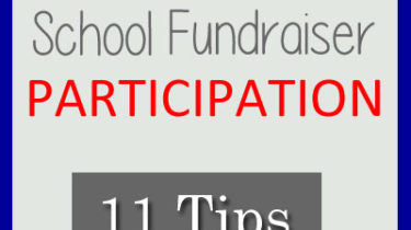 How to Increase School Fundraiser Participation
