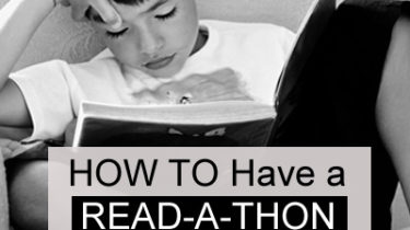 How to Have a Read-a-Thon Fundraiser
