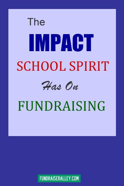 The Impact School Spirit Has On Fundraising
