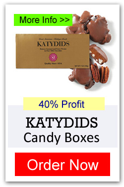 Katydid Candy Boxes Fundraiser - Order Now
