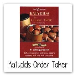 Katydids Order-Taker