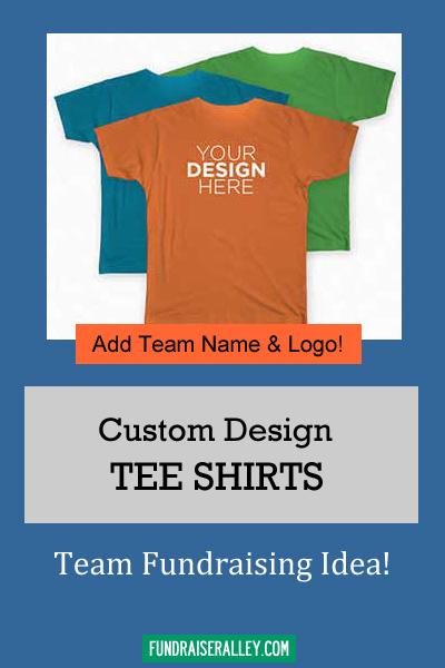 Logo T-Shirts Fundraiser
