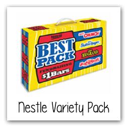 Nestle Variety Pack