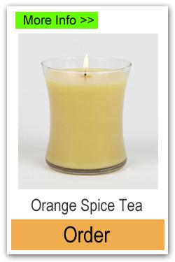 Order Orange Spice Tea Scented Candles