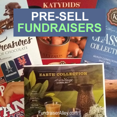Pre-Sell Fundraisers