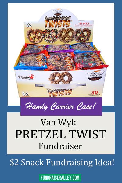 Pretzel Twist Fundraising Kit
