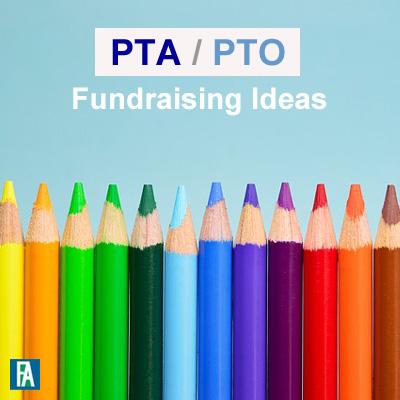 PTA-PTO Fundraising Ideas