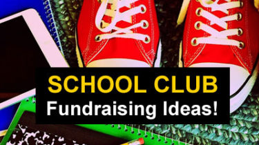 School Club Fundraising Ideas