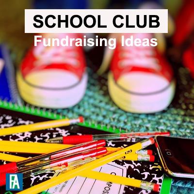 School Club Fundraising Ideas