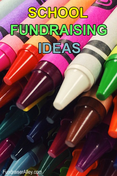 School Fundraising Ideas