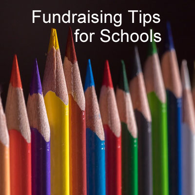 Fundraising Tips for Schools