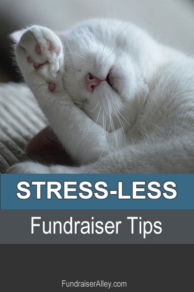 Stress-Less Fundraiser Tips for Schools