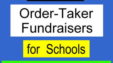 Top 5 Order-Taker Fundraisers for Schools, Now With Online Stores