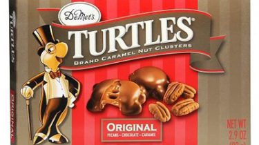Turtles Candy Boxes