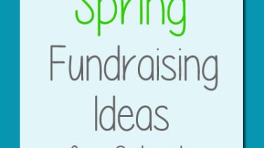 Unique Spring Fundraising Ideas for Schools