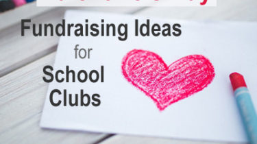 Valentines Day Fundraising Ideas for School Clubs