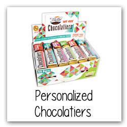 Chocolatiers Personalized